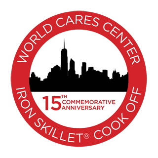 World Cares Center 15th Commemorative Anniversary Iron Skillet Cook Off