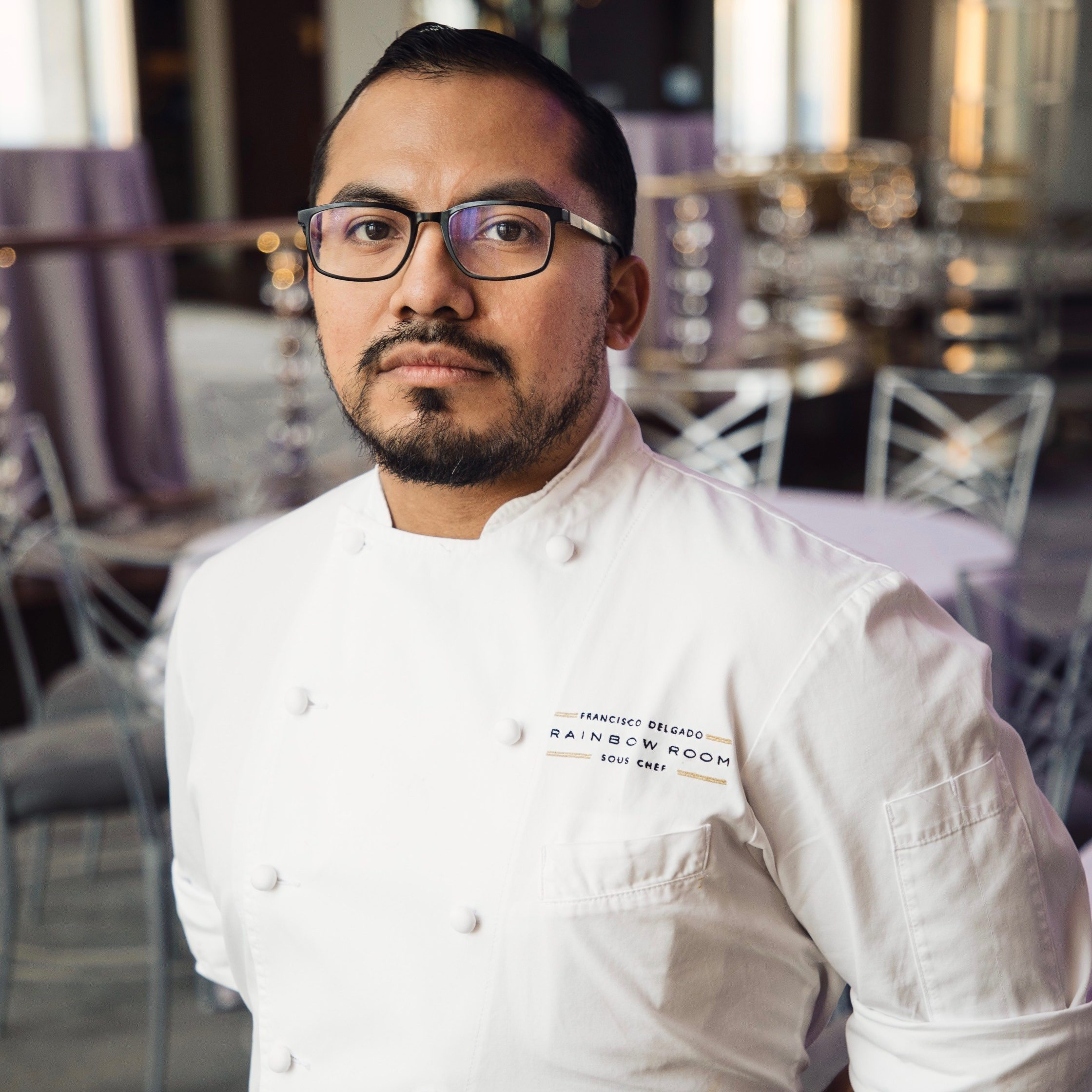 Rainbow Room - Chef Francisco Delgado - Headshot