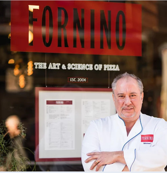 Michael Ayoub - Chef & Owner